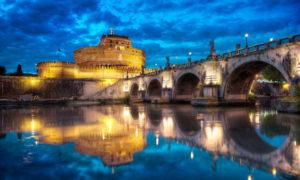 Топ 10 забележителности в Рим