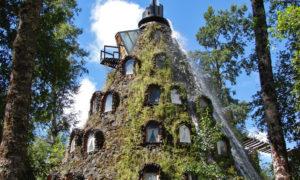 """Хотел """"Ла Монтана Маджика"""" ( La Montana Magica) , Чили"""