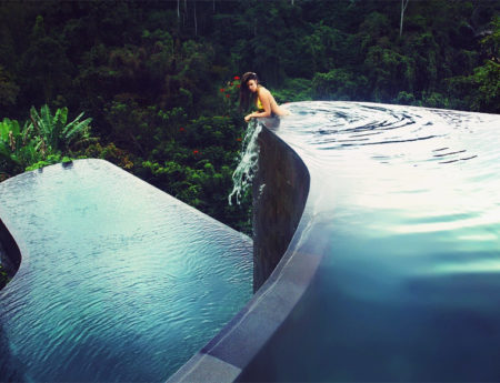 10 от най-екзотичните басейни в света!