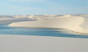 """Национален парк Маранхенсес – бялата """"пустиня"""" на Бразилия"""
