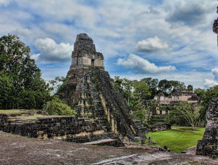 Тикал – загадъчният град на маите