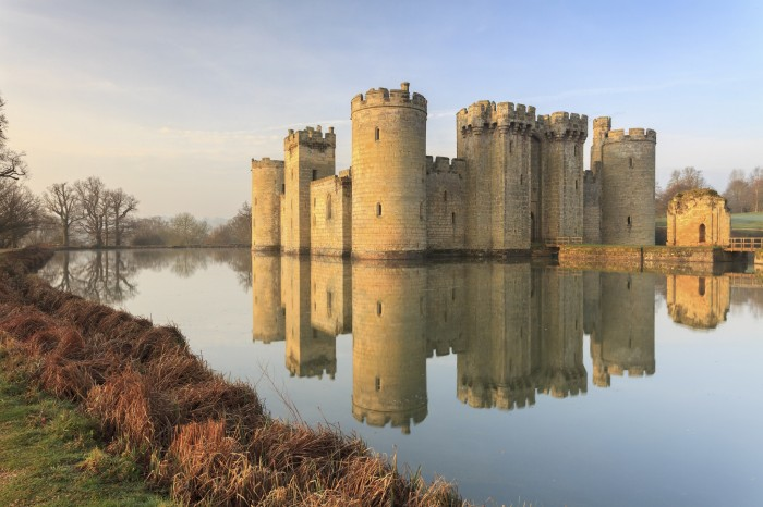 First Light at Bodium Castle
