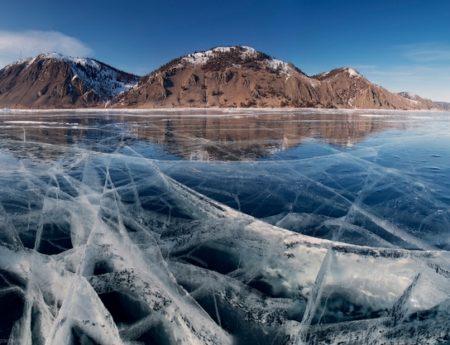 Езерото Байкал – риби, лед и мистерии