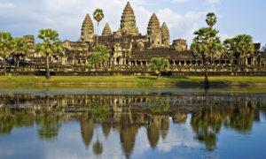 Ангкор Ват – най-големият религиозен паметник в света