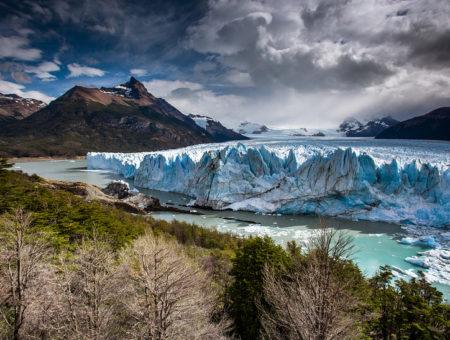 Перито Морено – ледникът, който нараства