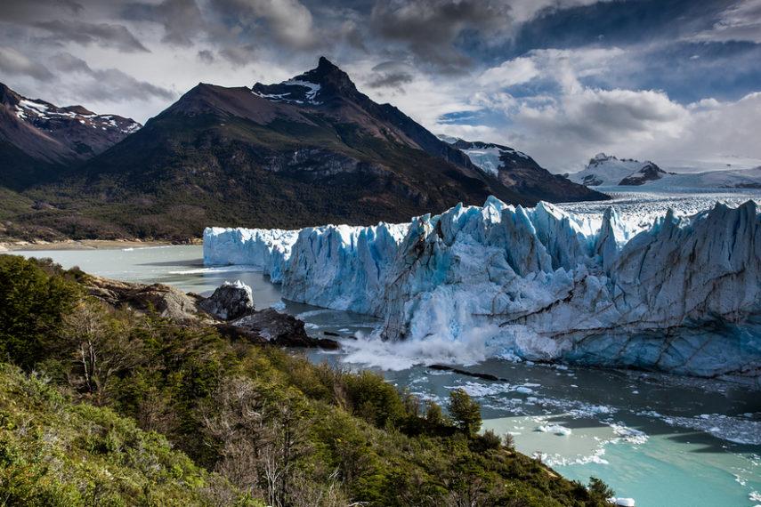 Ледникът Перито Морено