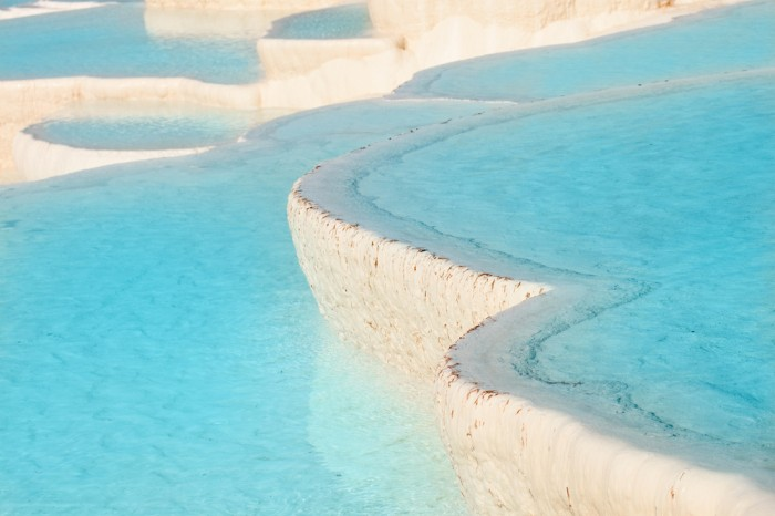 Natural-travertine-pools-and-terraces-Pamukkale-Turkey