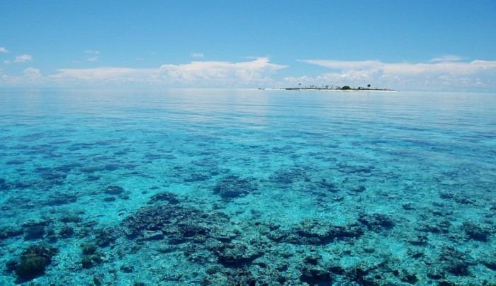 North Islet by Gregg Yan
