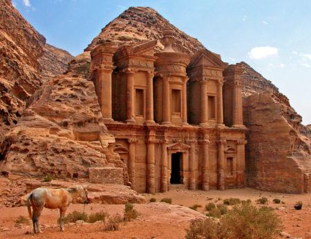 Каменните богатства на Петра, Йордания