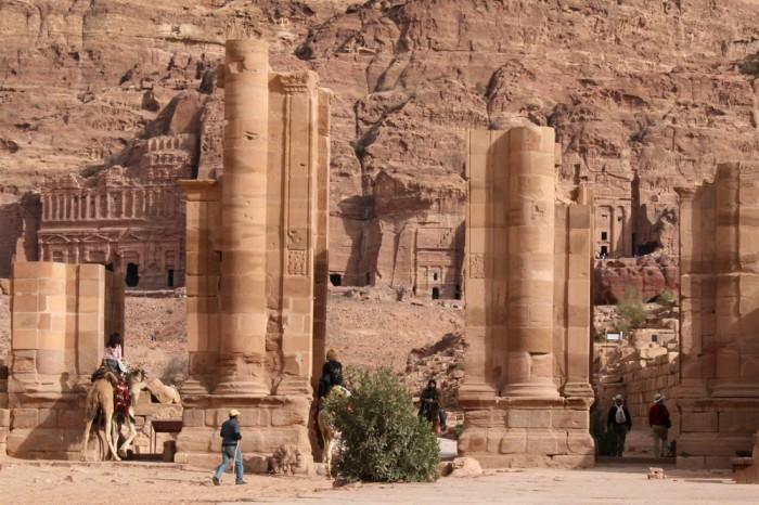 Royal-Tombs-Petra-Jordan