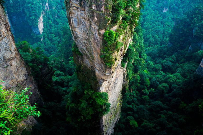 Tianzi-Mountains-China-6