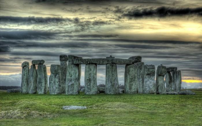 Wiltshire-Stonehenge