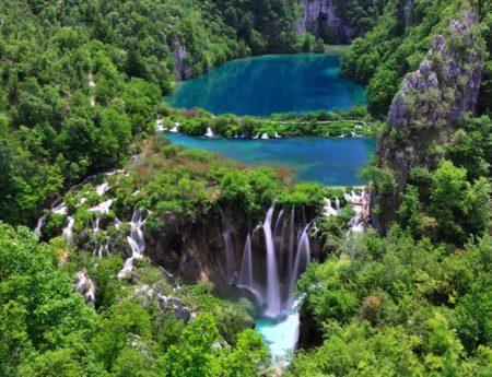 Плитвишки езера – най-известният парк в Хърватия