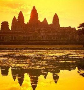Ангкор Ват: спомен за една велика империя