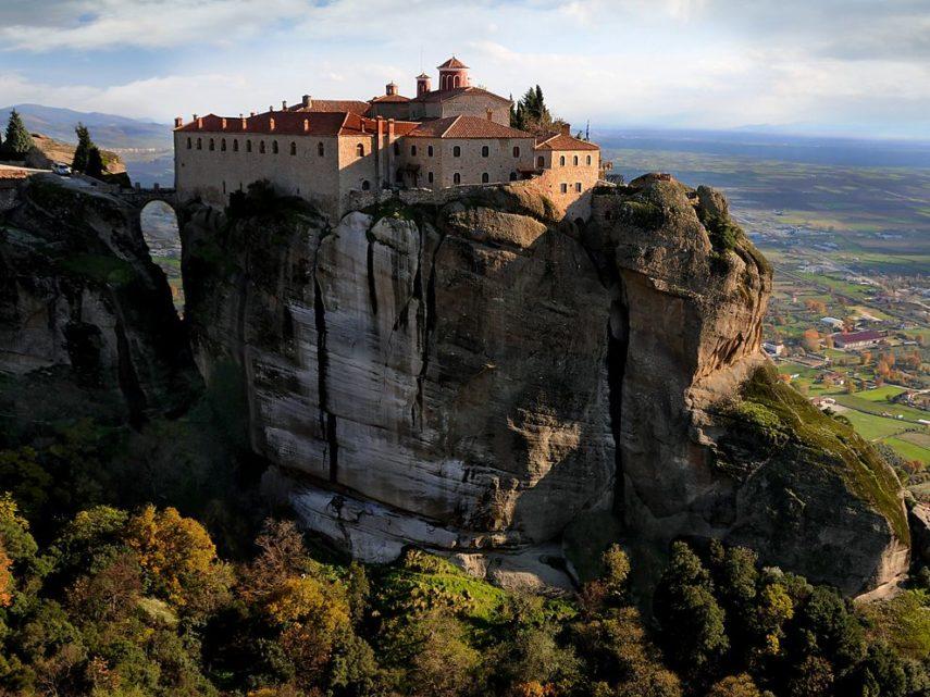 Метеора, Женският манастир Свети Стефан