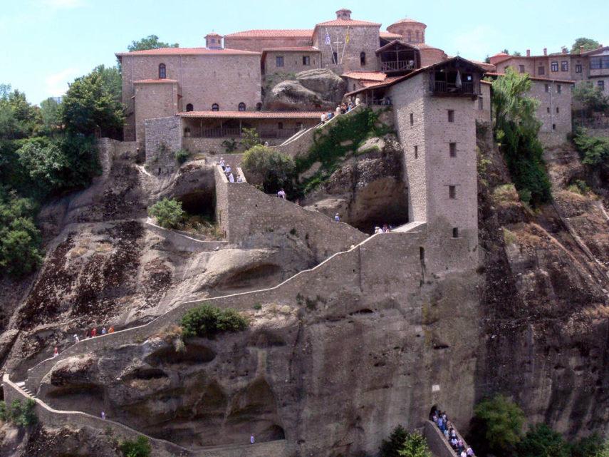 Метеора, манастир Преображение Господне