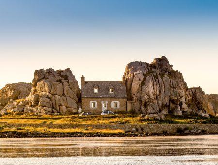 Красиви гледки: Къщата между скалите