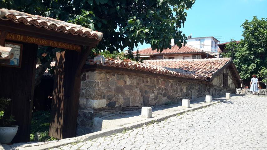 Църквата Успение Богороднично в Созопол