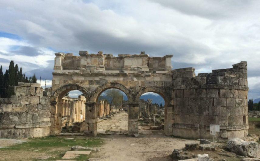 Портата на Домициан