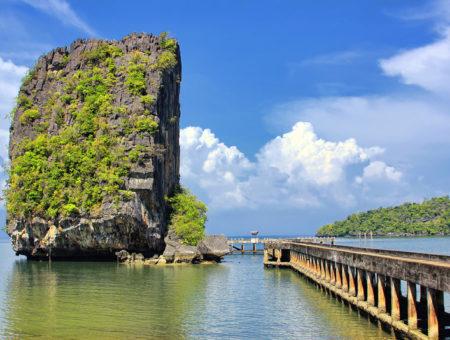 Затворът Тарутао в Тайланд