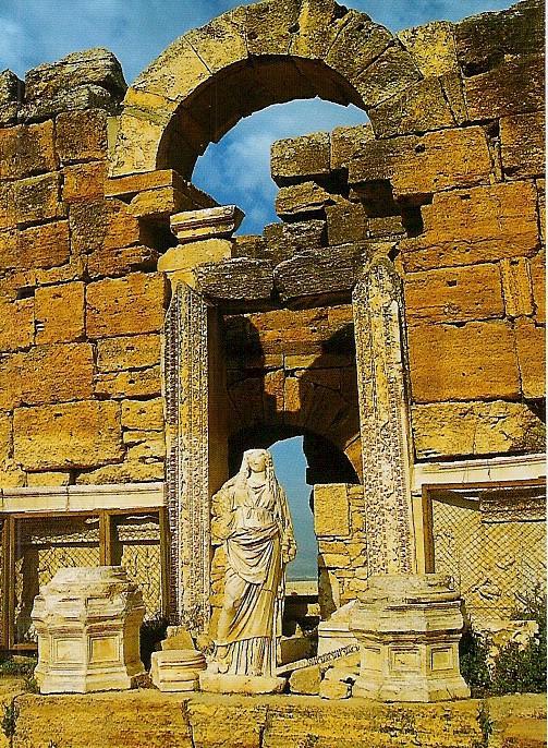 Храмът на Аполон Хиераполис